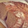 Pâinea cu maia: de ce este mai bună