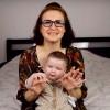 Gânguritul la bebeluși