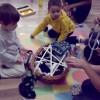Atelier de dezvoltare senzorială pentru bebeluși