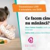 Ce fac dacă copilul nu mănâncă?