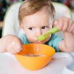 Diversificarea la bebeluşii de 8-9 luni